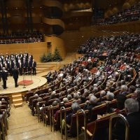 Historischer Auftritt in der Philharmonie Köln