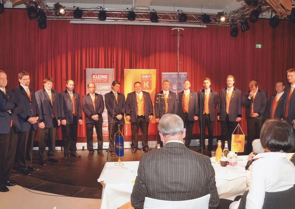 2012 Teilnahme Chor des Jahres