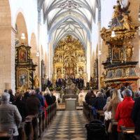 Uraufführung einer Kärntner Messe